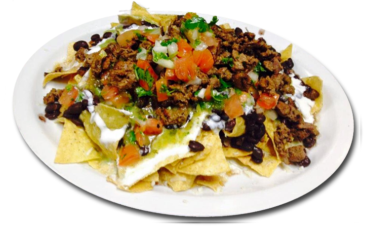 Stacked Nachos
